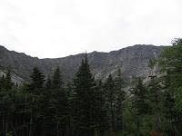 Climbing Mount Katahdin