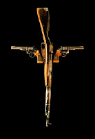 Good Friday, Guns and the Cross of Christ