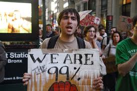 The Questions Raised by the Occupy Movement