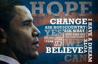 "President Obama – Return to ""Hope and Change"""