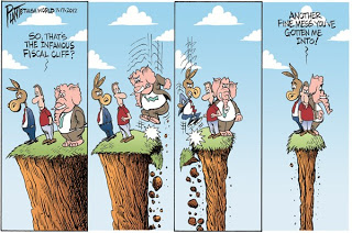"The Politician, The Prophet and the The ""Fiscal Cliff"""