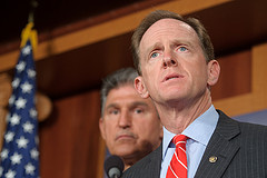 Not So Fast Senator Toomey…