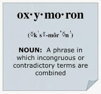 What It Feels Like to be an Oxymoron