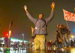 The God of Interruption – An Advent Meditation in the Light of Ferguson