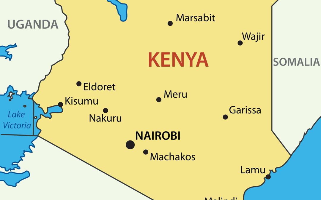 Kenya Journal – Day 0