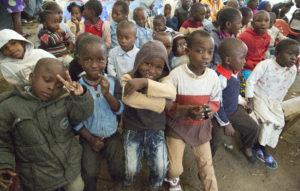 Children at worship1
