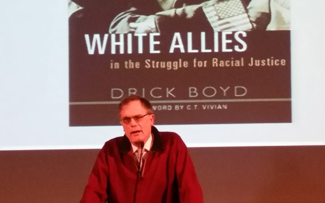 """Listen and Watch """"White Allies for Racial Justice"""" Presentation"""
