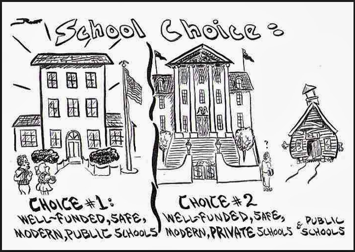 Oppose School Vouchers