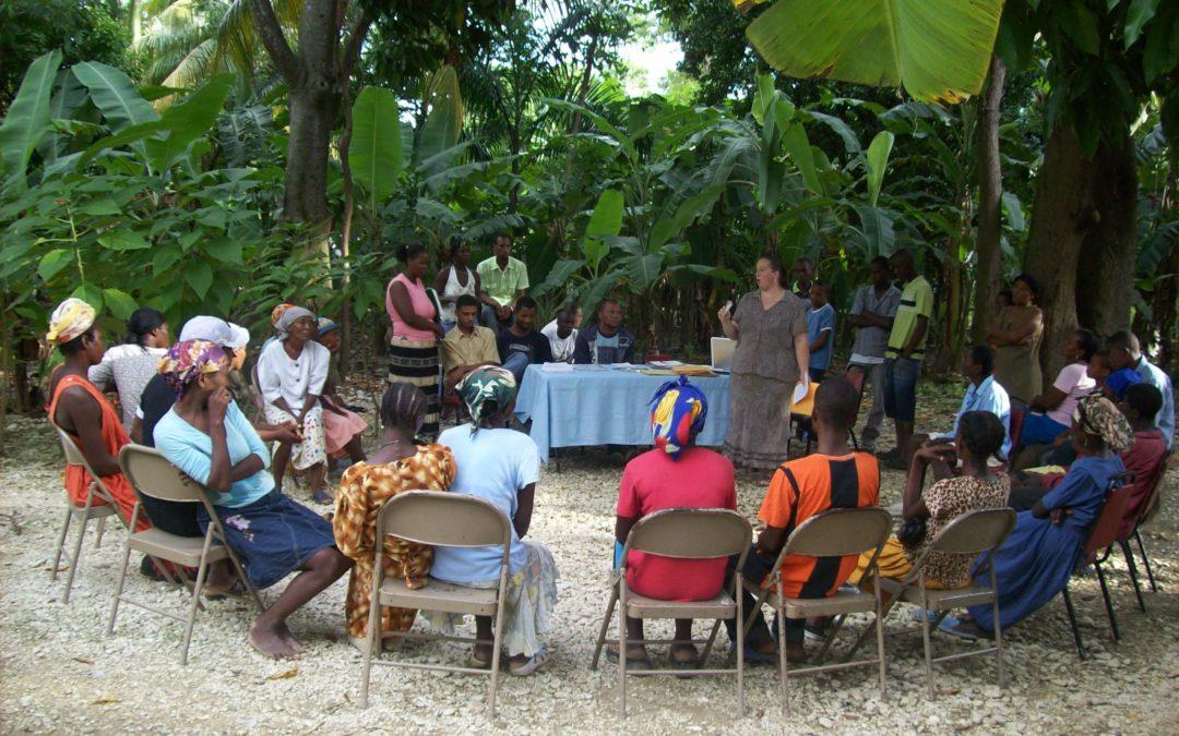 Community Development as Human Development