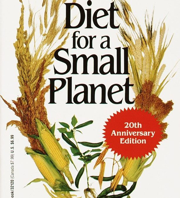 Diet for a Small Planet (Books That Shaped My Life #5)
