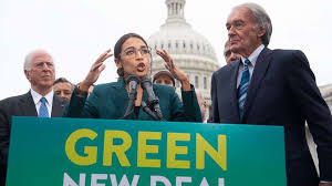 The Green New Deal as a Vision