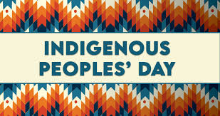 Indigenous People's Day – A Reflection